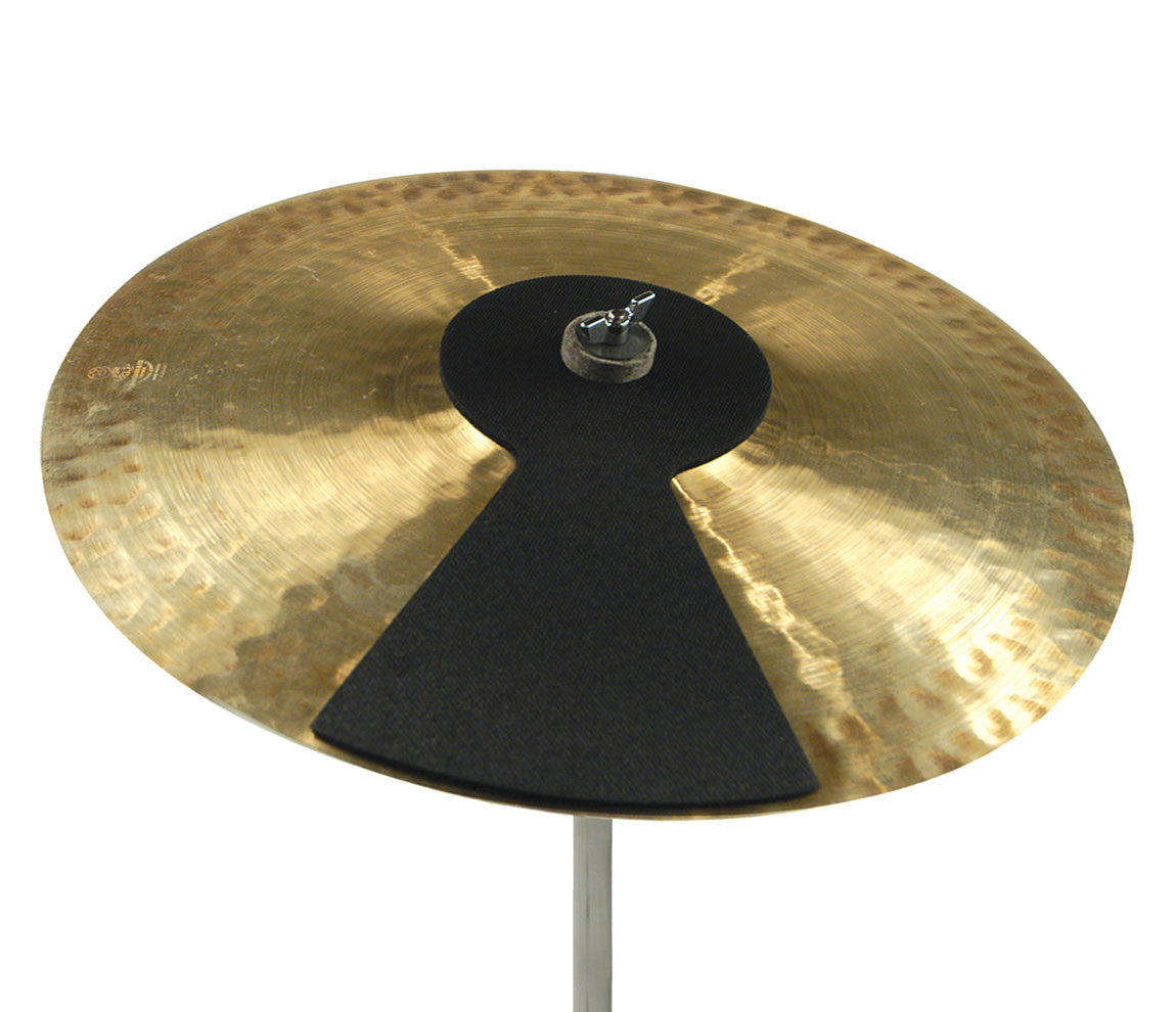 evans sound off cymbal silencer pad drum shop. Black Bedroom Furniture Sets. Home Design Ideas