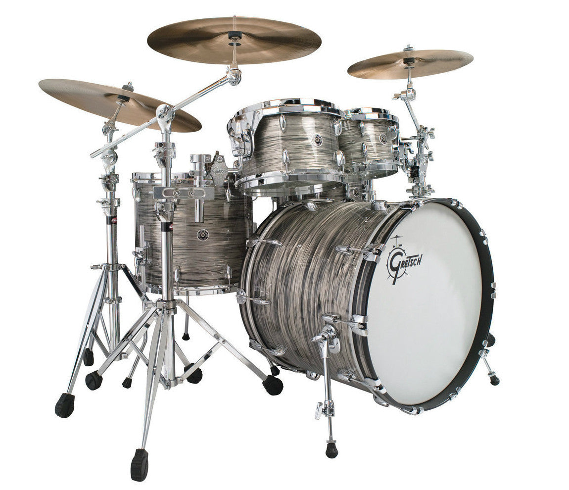 gretsch usa brooklyn 22 4 piece shell pack drum shop. Black Bedroom Furniture Sets. Home Design Ideas