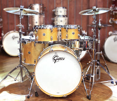 Gretsch Brooklyn American Fusion 4-Piece Shell Pack in Satin Natural
