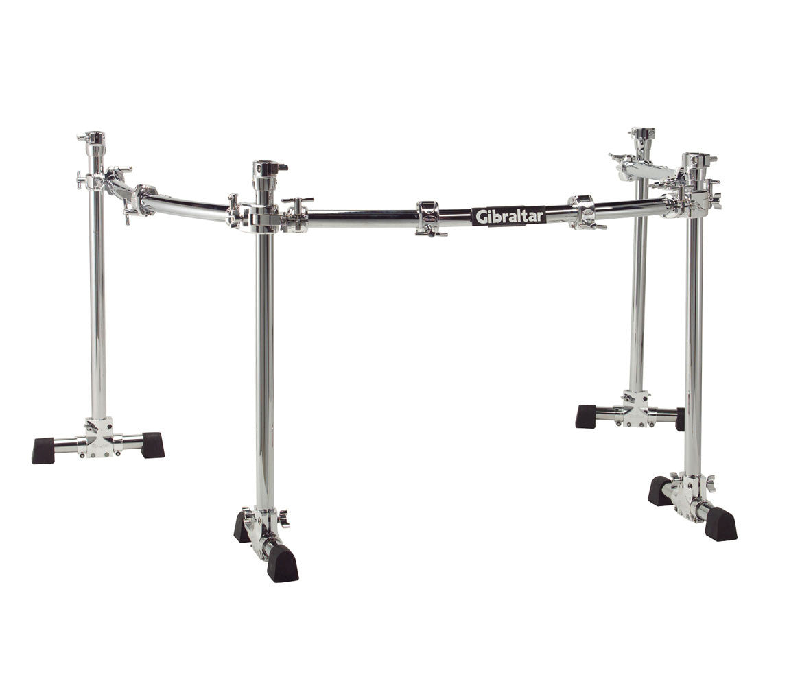 Gibraltar GCS-450C Chrome Road Series 3-Side Rack