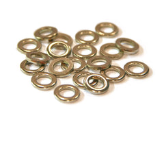 George's 20 Metal Tension Rod Washers Pack