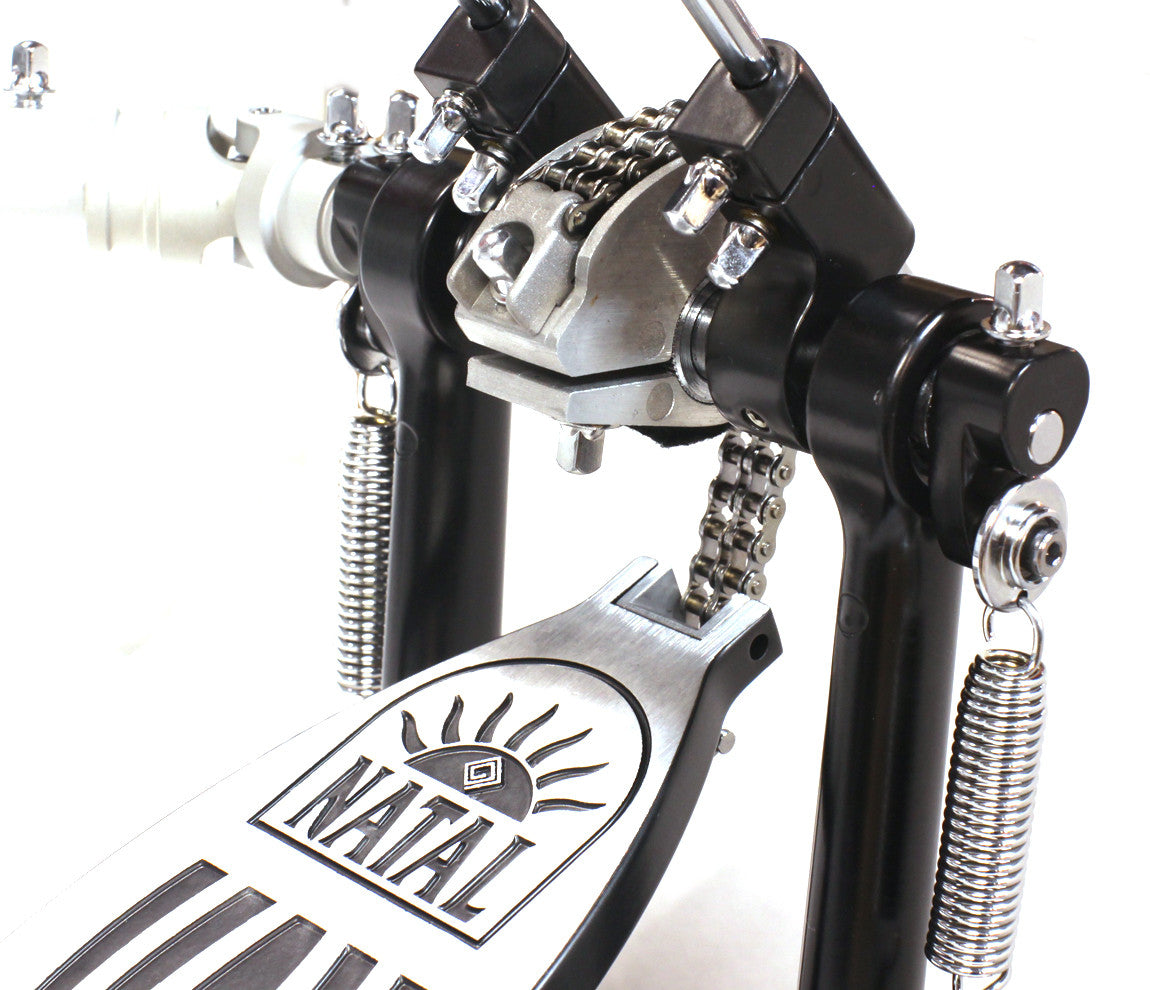 Natal Double Bass Drum Pedal