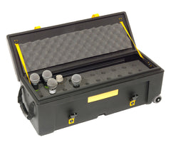 Hardcase Microphone Case Holds 30 Microphones (HNMIC30)