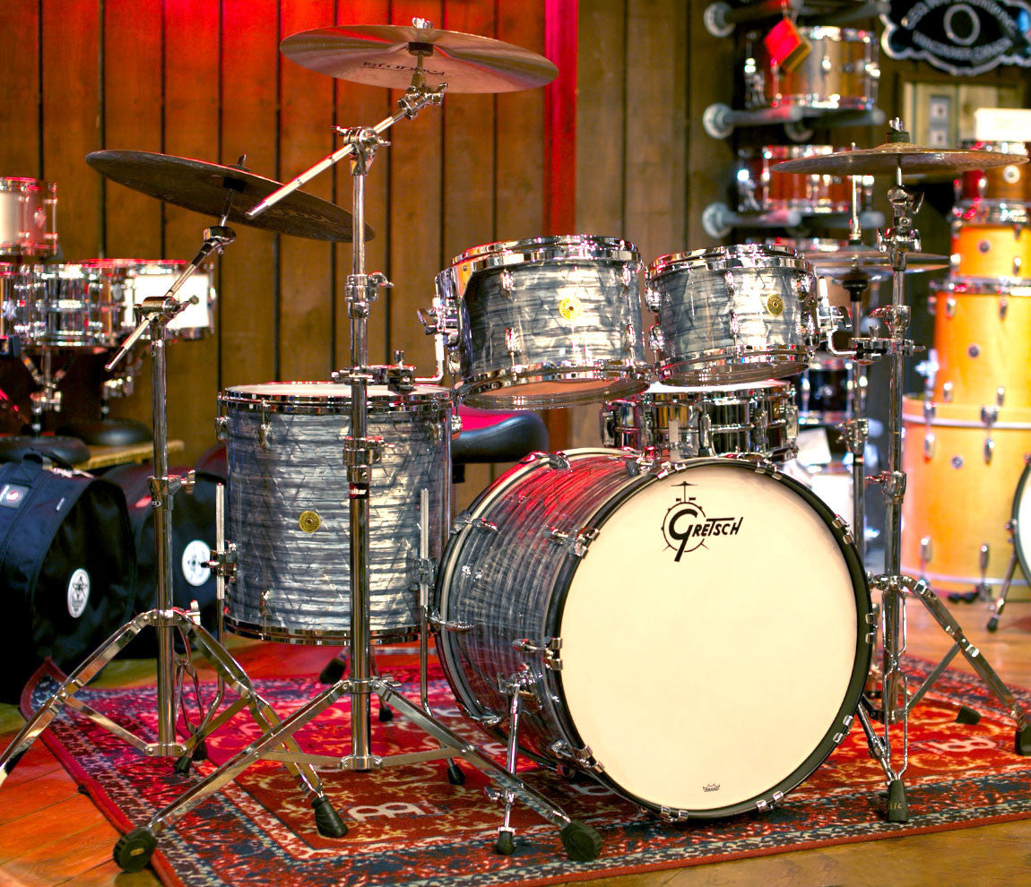 Gretsch USA Custom Select 4-Piece Classic Shell Pack