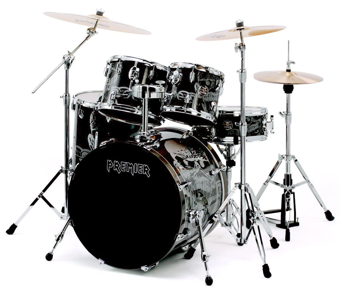 Premier Performance Series 'Spirit of Maiden' Drum Set