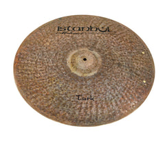 Istanbul Mehmet, Jazz Ride Sizzle Cymbal, Ride Cymbal, 19