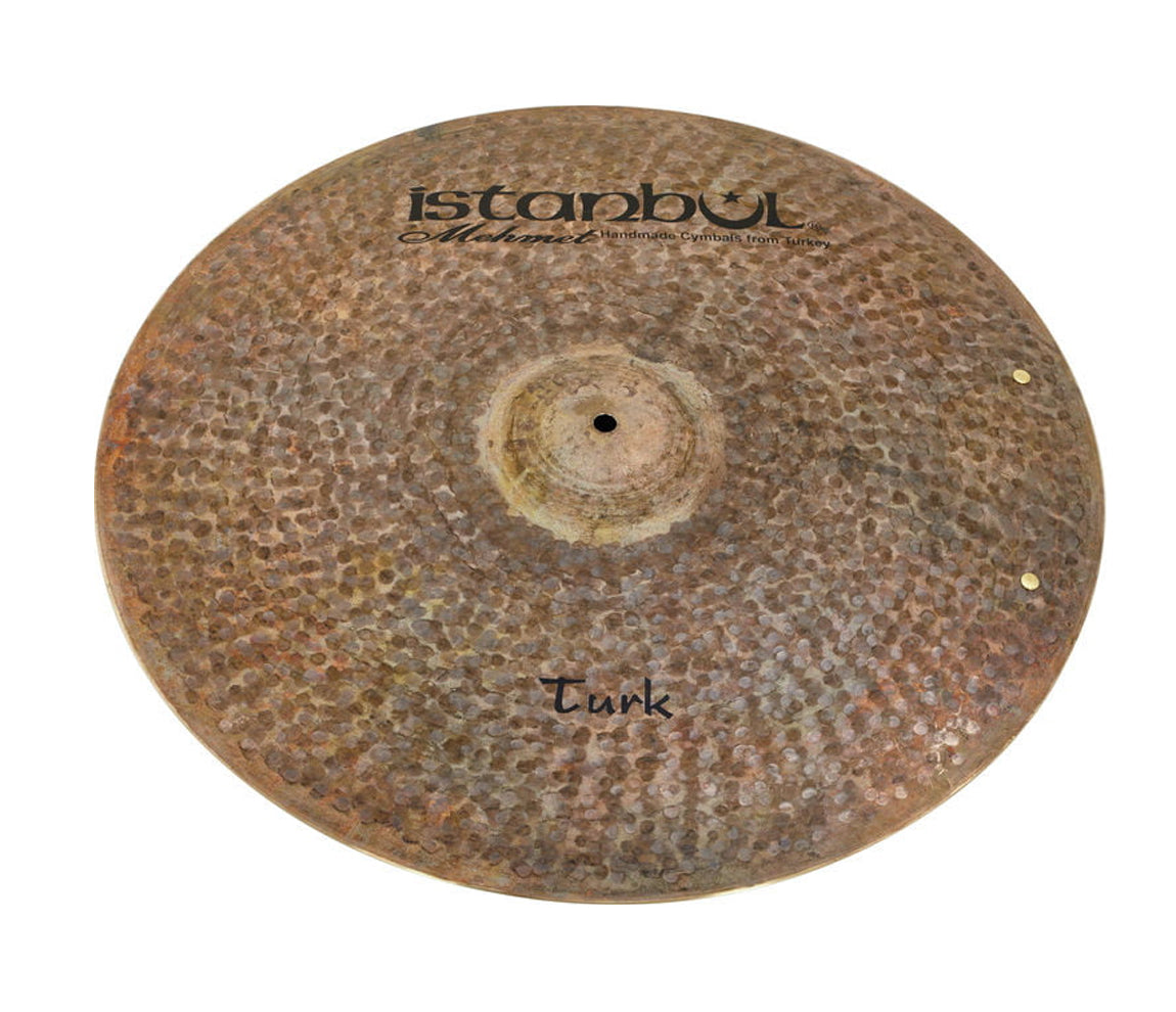 Istanbul Mehmet, Jazz Ride Sizzle Cymbal, Ride Cymbal, 24