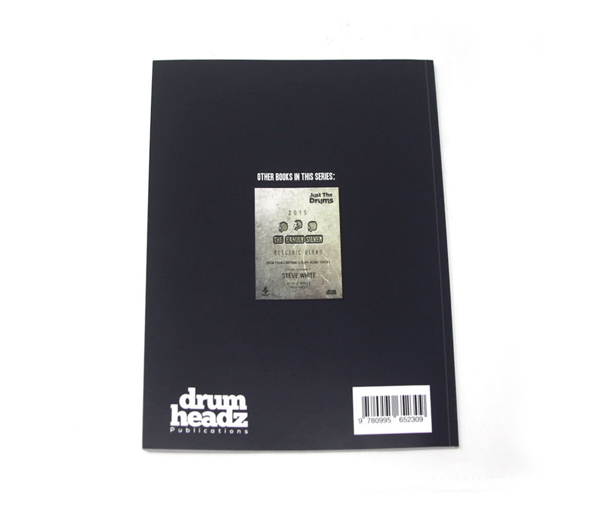 Just the Drums - Trio Valore: Return of the Iron Monkey Book (Signed by Steve White)