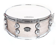 Natal Arcadia The '65 White Oyster Snare Drum