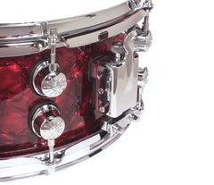 Natal Arcadia The '65 Red Oyster Snare Drum Throw Off