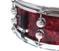 Natal Arcadia Red Oyster Snare Drum