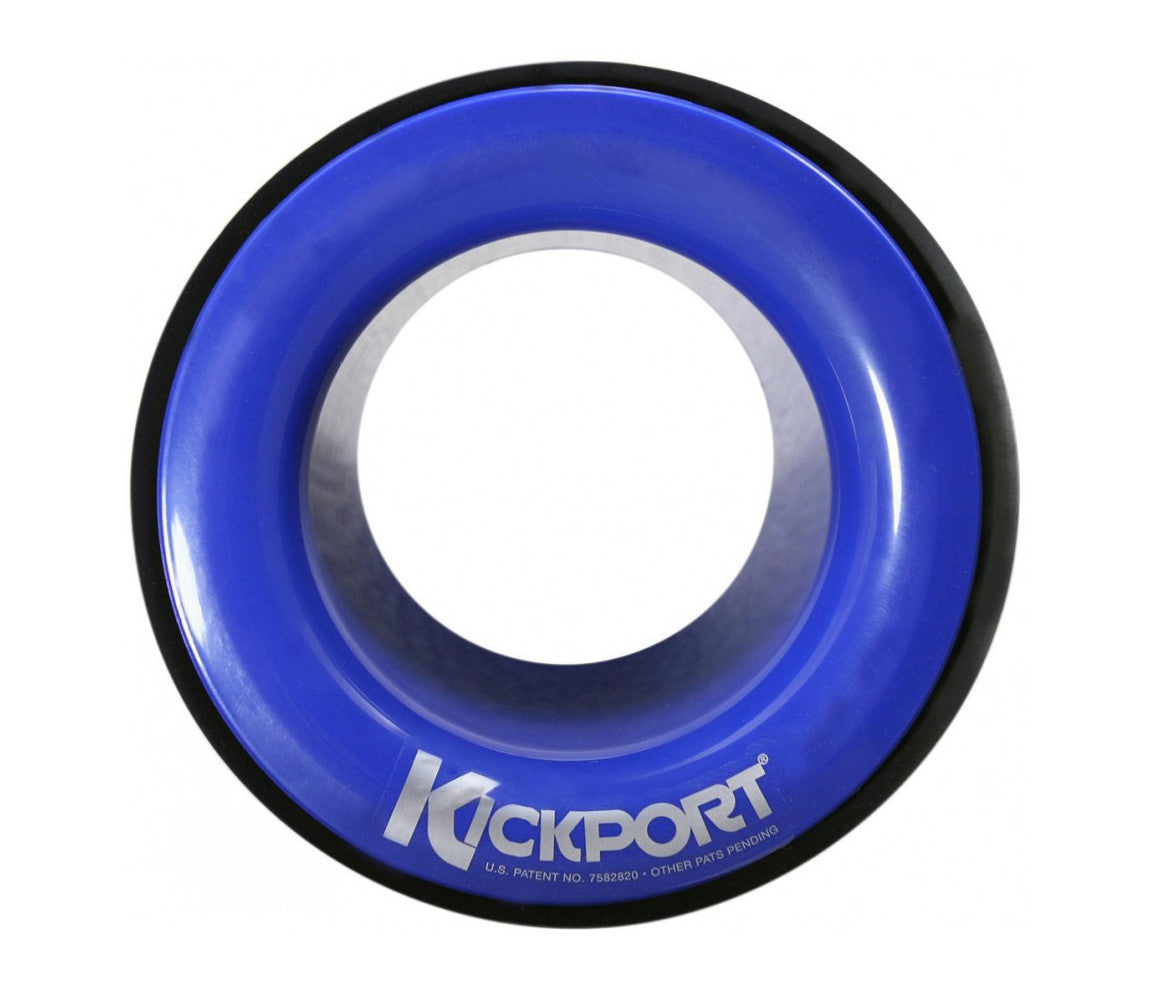 KickPort 2 Bass Drum Sound Port in Blue