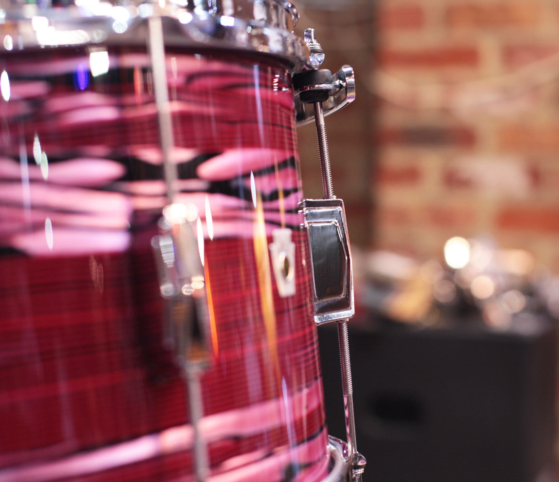 Ludwig Lugs - 3-Piece Shell Pack in Ruby Strata