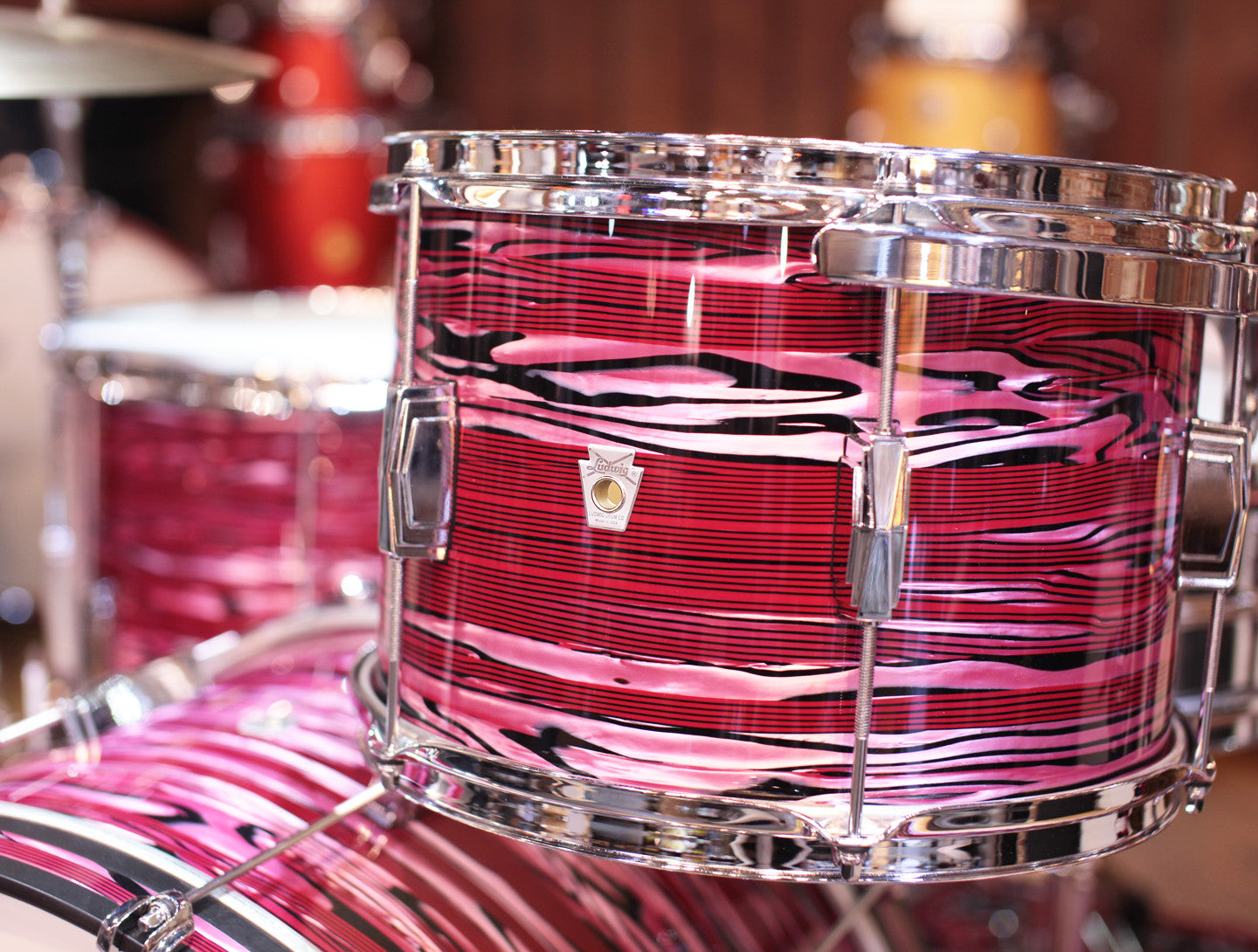 Ludwig Club Date Drum Kit in Stock