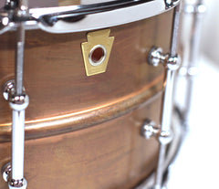 Ludwig Copper Phonic Snare Drum (LC663T)