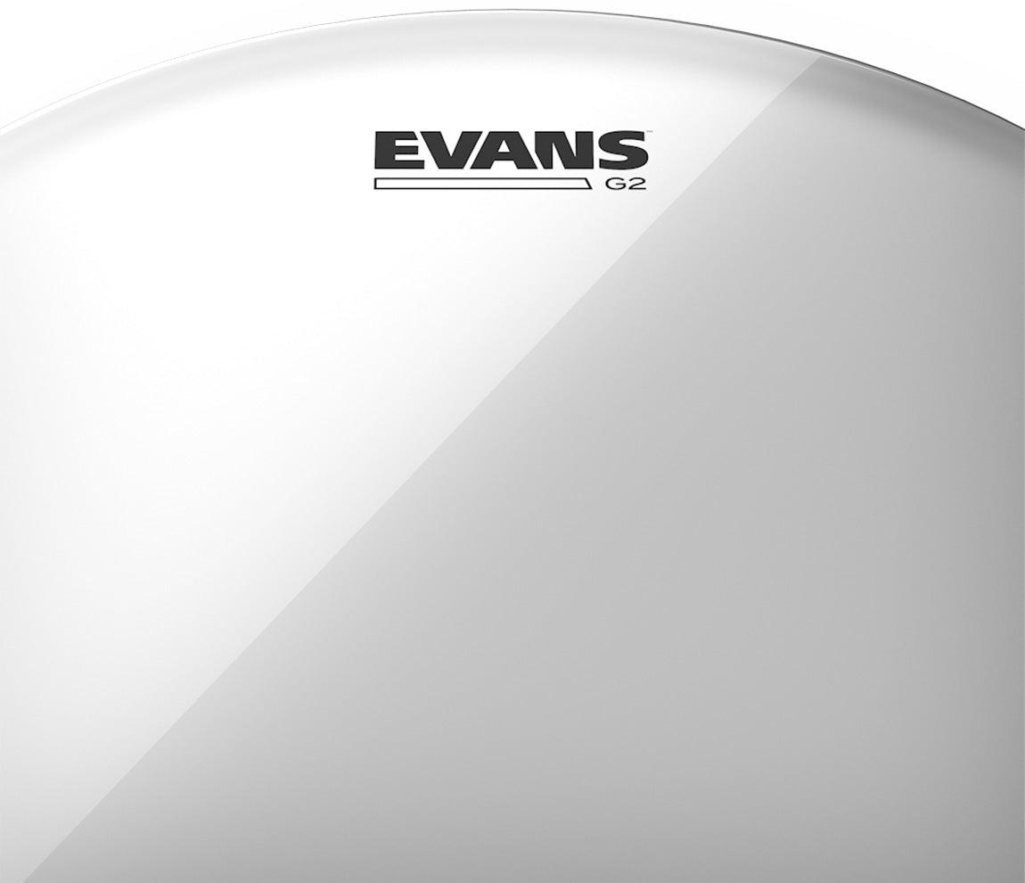 Evans Fusion G2 Clear Drum Head Tom Pack