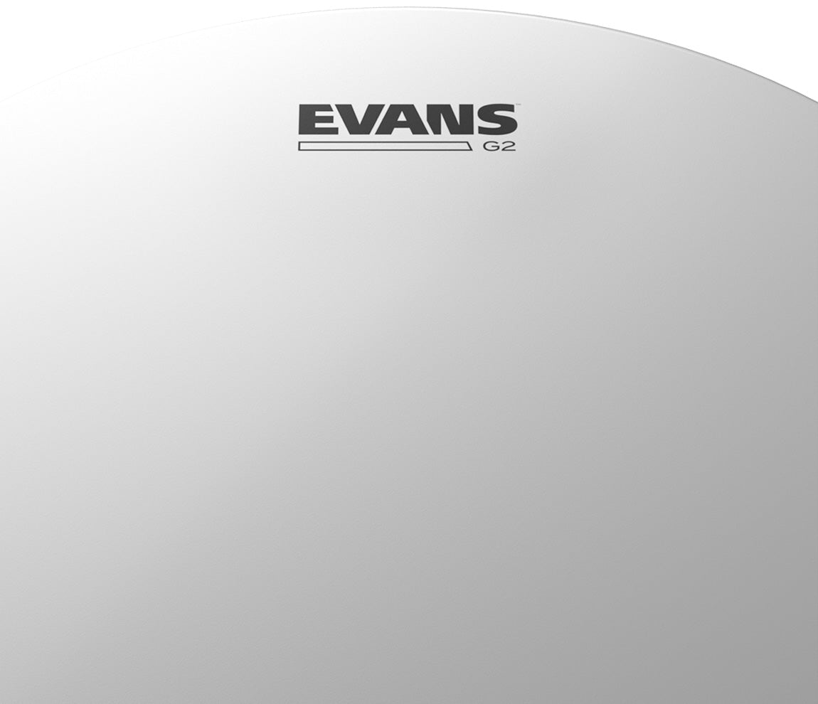 Evans Standard G2 Coated Drum Head Tom Pack