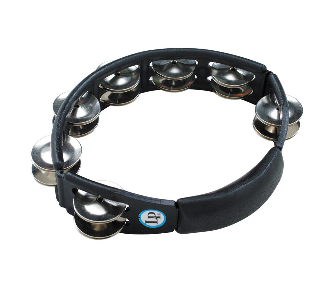 LP Cyclops Steel Jingle Tambourine (LP150)