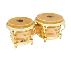 LP Generation II Siam Oak Bongos (LP201AX-2AW)