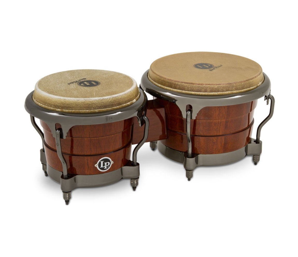 LP Durian Wood Bongos (LP201AX-D)