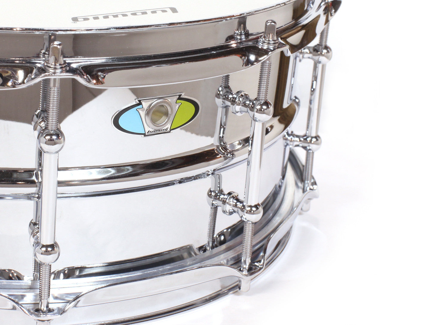 SALE - Ludwig Supralite Snare Drum