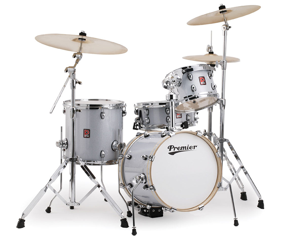 Premier APK Series Microbop 16 Drum Kit in Lunar White