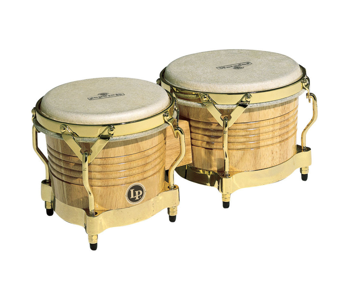 LP Matador Natural Siam Oak Bongos (M201-AW)