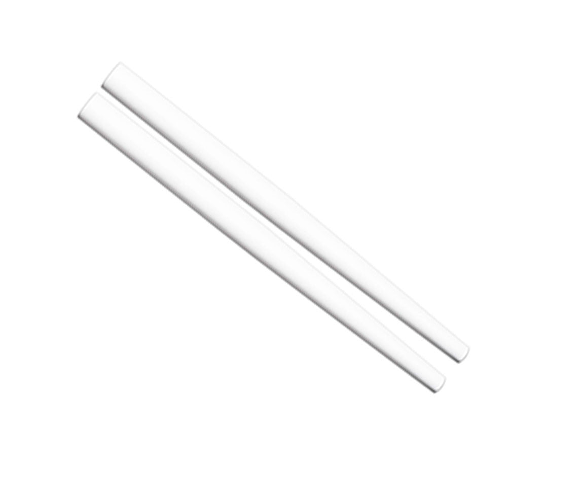 Ahead White Short Taper Marching Covers (M2C/M2CX), Ahead, Parts and Accessories