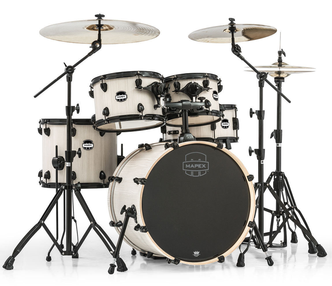 Mapex Mars Series Bonewood Fusion Drum Kit