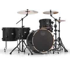 Mapex Mars Retro Fusion Drum Kit in Nightwood