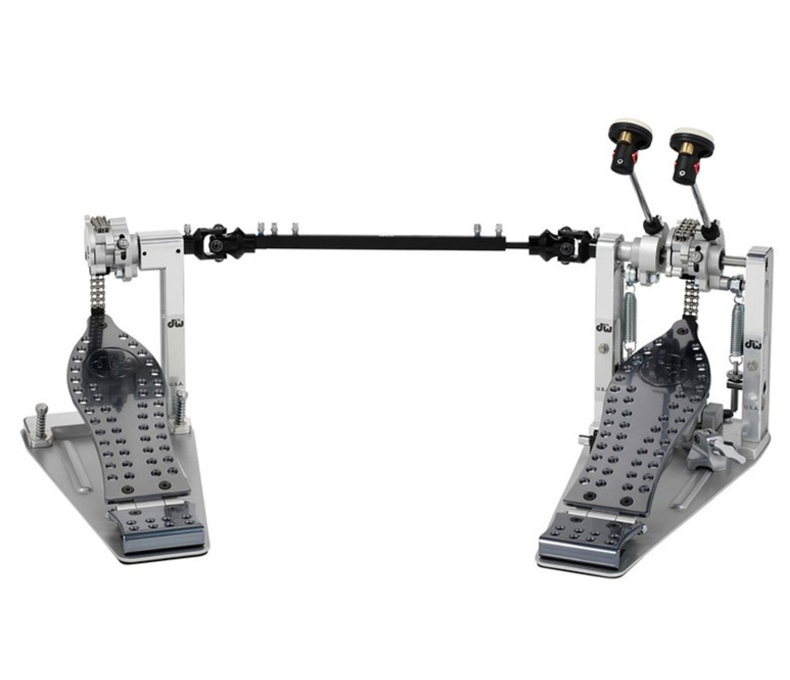 DW Drums Machined Chain Drive Double Bass Drum Pedal MCD