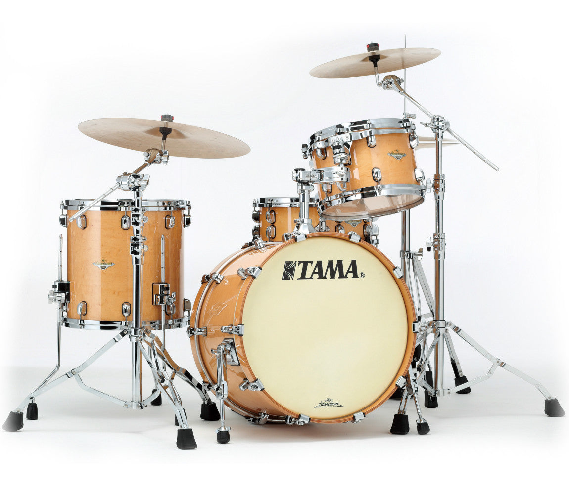 Tama Starclassic Maple 3-Piece in Figured Maple Gloss