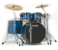 Tama Superstar Hyper-Drive 5-Piece in Vintage Blue Metallic