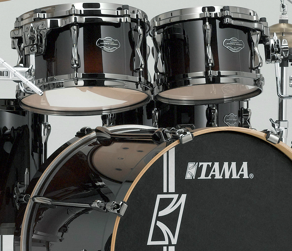 Tama Superstar Hyper-Drive Dark Mocha  Drum Kit