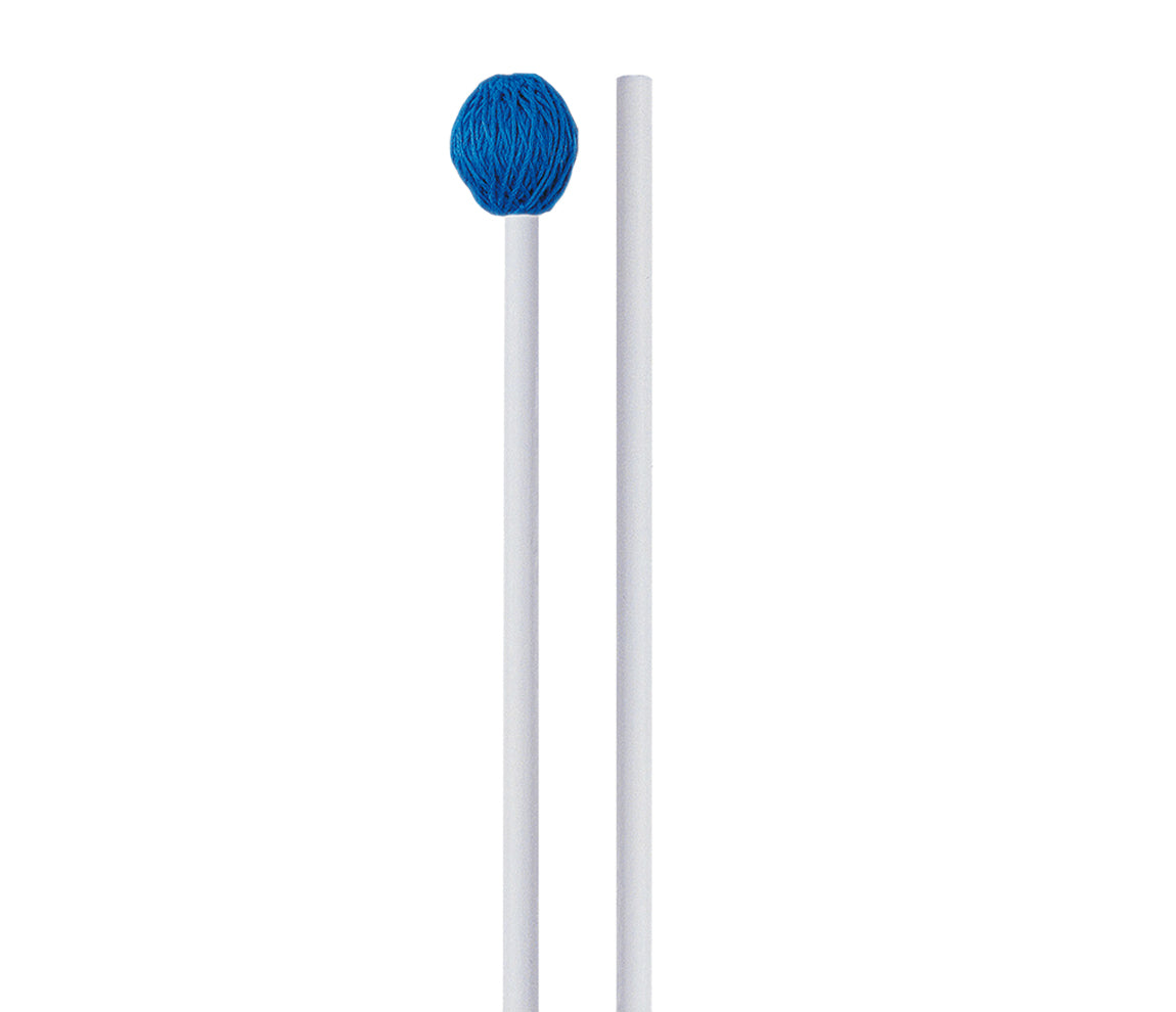 Promark Discovery Series Medium Blue Cord Orff Mallet, Promark, Drumsticks