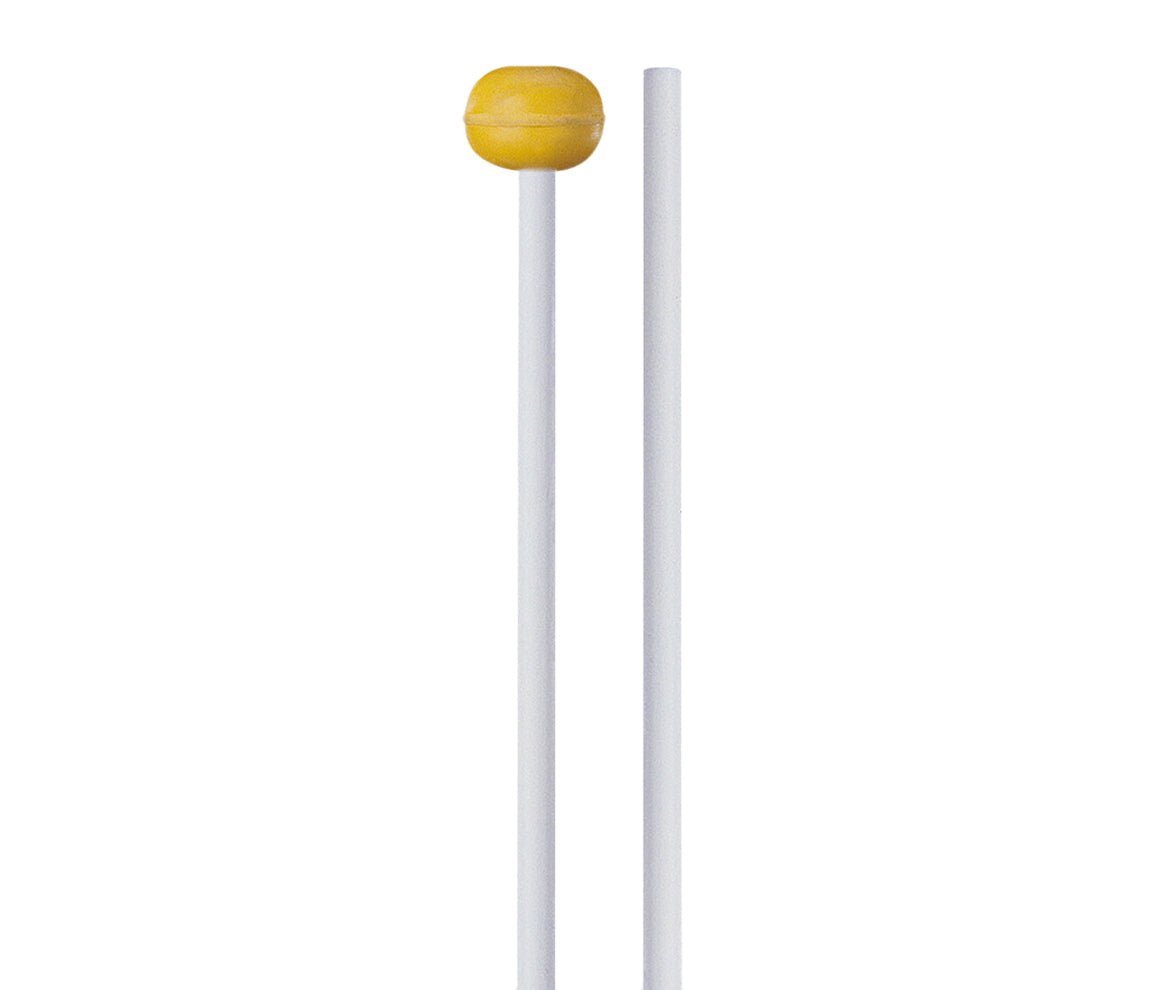 Promark Discovery Series Soft Yellow Rubber Orff Mallet