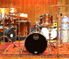 Mapex Saturn V MH Edition 3 Piece Drum Kit in Espresso Walnut