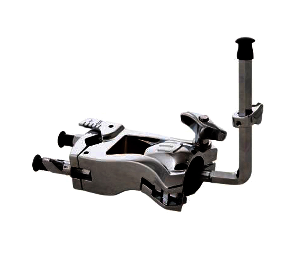 Mapex TH800 Tom Arm Mount, Mapex, Chrome, Tom Arms, Percussion Mounts & Arms, Hardware, Accessories, Black Chrome
