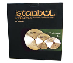 Istanbul Traditional Cymbal Box Set