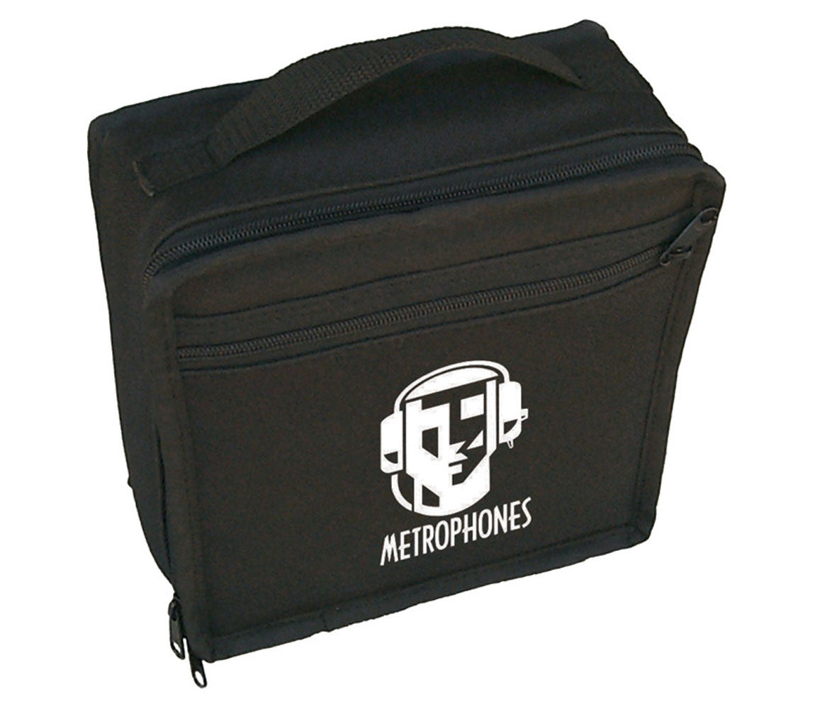 Metrophones Carry Case, Bags and Cases, Metrophones, Special Order, Black