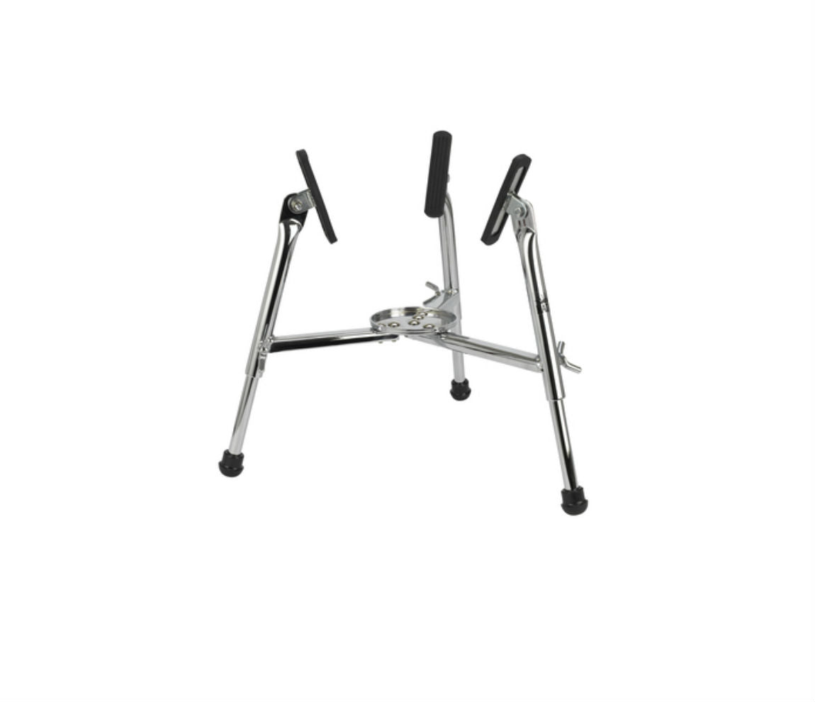Natal Natal Universal Conga Stand - Chrome, Natal, Natal Percussion, Percussion Stands, Hardware, Chrome