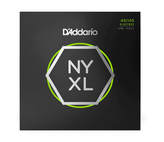 Daddario NYXL Bass Guitar Strings - Light Top/Medium Bottom