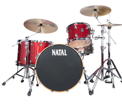 Natal 'The Originals' 4-Piece Traditional Custom 22