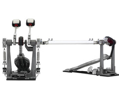 New Pearl Eliminator Ninja Redline Double Pedal