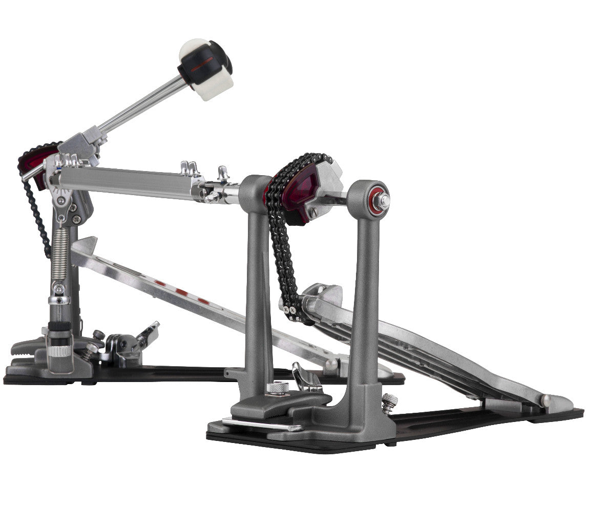 Pearl Redline Double Pedal