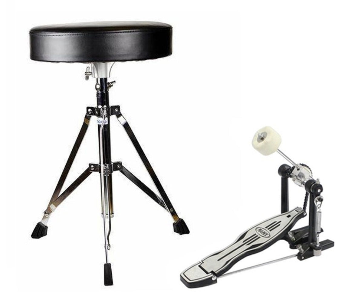 Mapex, Throne and Pedal Pack, P200-TND, T200-TND, Hardware Packages