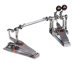Pearl P-3002D Eliminator Demon Drive Double Pedal With FREE Splash Cym