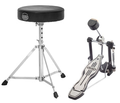 Mapex Throne and Pedal Pack