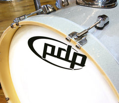 PDP Silver drum kit