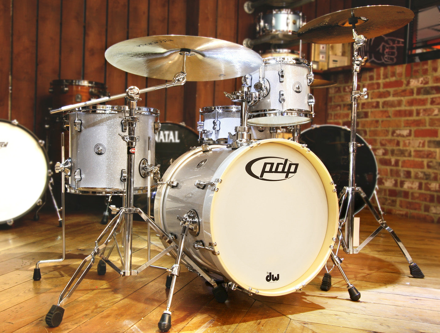PDNY1804DS PDP New York Drum Kit